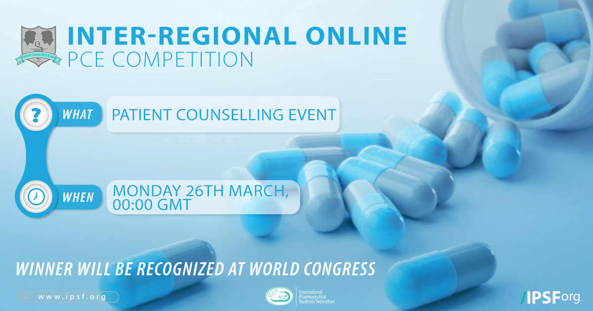 Inter-regional Online PCE Competition 2018
