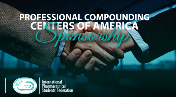 Press Release: Professional Compounding Centers of America (PCCA) sponsorship.