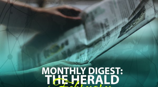 February 2019 Monthly Digest - THE HERALD