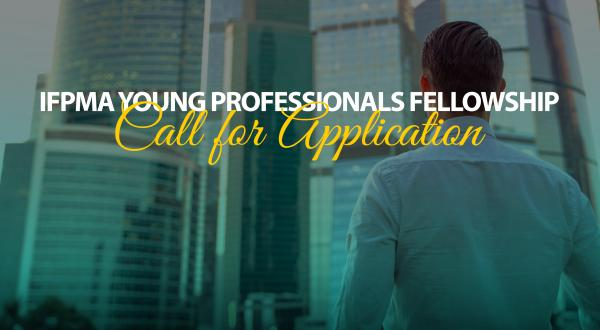 Call for IFPMA Young Professionals Fellowship 2020-2021