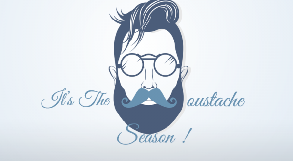 Movember: The Moustache Season - Newspaper 2019