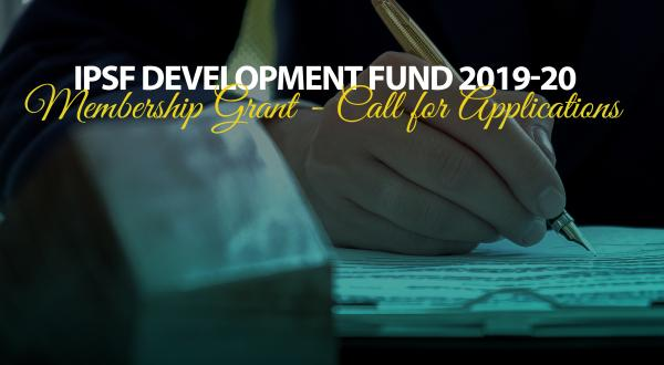 Development Fund- Membership Grant Call 2019