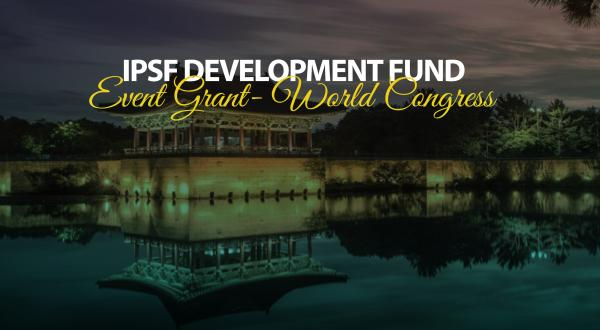 World Congress Event Grant - Call for Applications