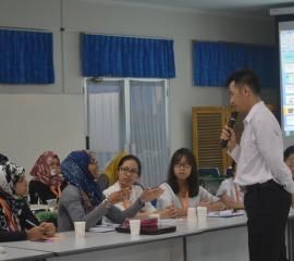 Workshop Agenda  in Research Field, SEP 2016