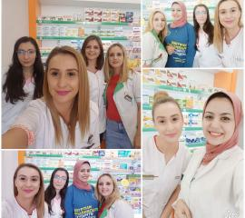 Practice in the community pharmacy in Iași