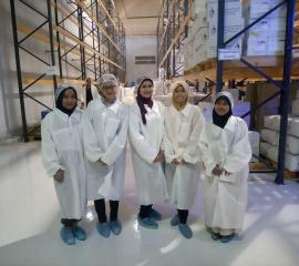 Don't miss the chance of experiencing Industrial Pharmacy in one of our factories ;)