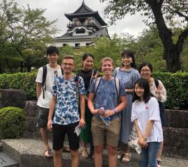 Sightseeing in Nagoya