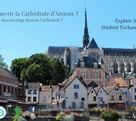 AMIENS - Feeling like discovering Amiens Cathedral?