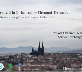 CLERMONT-FERRAND - Feeling like discovering Clermont-Ferrand Cathedral?