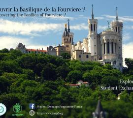 LYON - Feeling like discovering the Basilica of Fourviere?