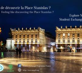 NANCY - Feeling like discovering the Place Stanislas?