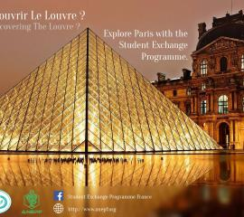 PARIS - Feeling like discovering The Louvre?