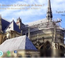 REIMS - Feeling like discovering Our Lady of Reims?