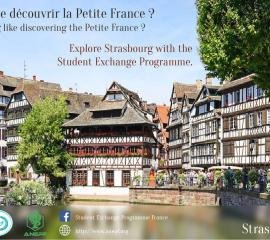 STRASBOURG - Feeling like discovering the Petite France?