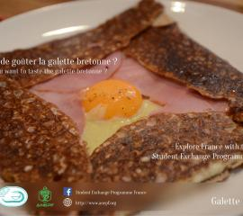 galette bretonne - Do you want to taste the galette bretonne?