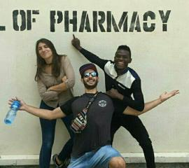 SEPers at the school of Pharmacy (MUHAS)