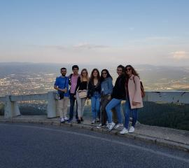 Ještěd in Liberec