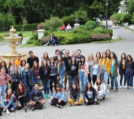 SEP Weekend- visit in Sinaia