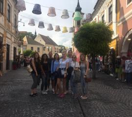 Trip to Szentendre - July, 2019