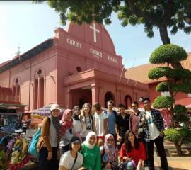 A trip to Malacca