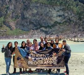 Weekend Field Trip to Tangkuban Perahu