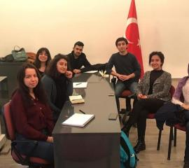 AUPSG SEP team would love to host you in the heartbeat of Turkey.